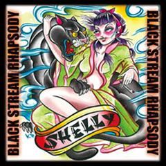 Shelly ファーストマキシシングルCD BLACK STREAM RHAPSODY
