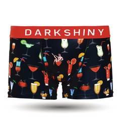 DARKHINY(ダークシャイニー)メンズボクサーパンツ -YELLOW LABEL- COCKTAIL