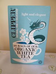 CLIPPER ORGANIC WHITE TEA 20P オーガニックハーブティー
