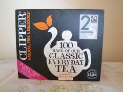 紅茶 CLIPPER CLASSIC Everyday ティー 100P