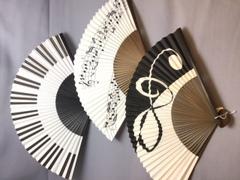 ミュージック扇子(全3種)