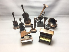 楽器鉛筆削り(全9種)