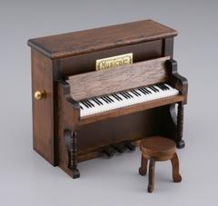 木製オルゴールUPピアノ(ムーンリバー)