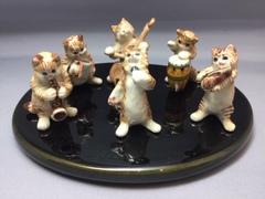 Cat band/ブラウン