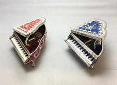 ピューターオルゴール/ピアノ(全2種)