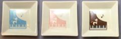 キャットオン/角皿(全3種)