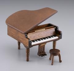 木製オルゴールグランドピアノ(カノン)