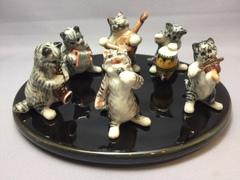 Cat band/グレー