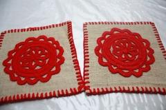 イーラーショシュ刺繍 コースターセット