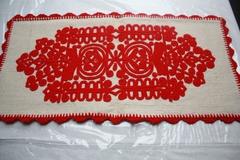 イーラーショシュ刺繍 クロス