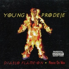 Young Prodeje / Diablo Flame-On Movie On Wax