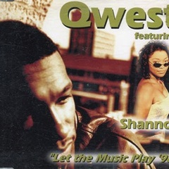 Qwest / Let The Music Play 98