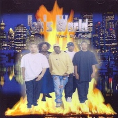Jah's World / Tried By Fire