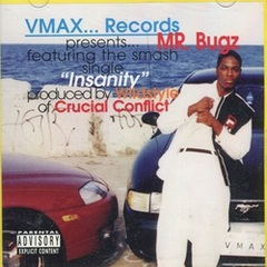 Mr. Bugz / Insanity