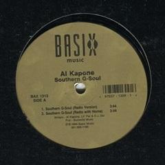 Al Kapone / Southern G-Soul