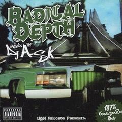 DJ A-Sk - Radical Depth