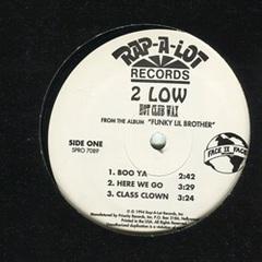 2 Low / Hot Club Wax