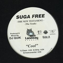 Suga Free / The New Testament