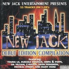 New Jack Ent / New Jack Debut Edition Compilation