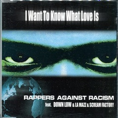 Pappers Against Racism / I Want To Know What Love Is