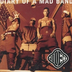 Jodeci / Diary Of A Mad Band