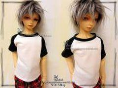 SD13少年用Tシャツ1