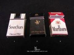 ドールサイズ タバコ箱