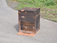 待ち箱セット(2段重箱式巣箱)