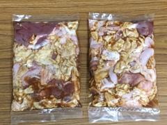 国産豚内臓味付 500g×2p