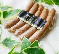 京地鶏ソーセージ