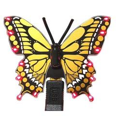 電子蝶々 『のらてふ-アゲハ』