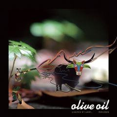 OILCD037 OLIVEOIL /Limited Live Mix