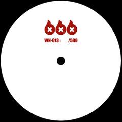 WN-013 K-BOMB x OLV-OIL / 666xxx pt.3 [12inch] シリアル番号無し
