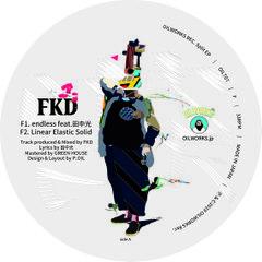 FKD , m-al / OILWORKS REC. Split EP [7inch]