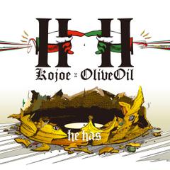 KOJOE x OLIVE OIL / HH [CD]
