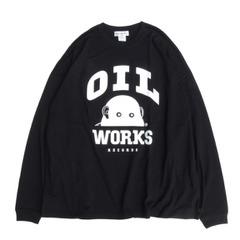 OILRECORDS LONG T-SHIRTS