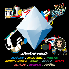 [Download / Streaming Only] 710 CREW OILWORKS  / DIAMOND , TRIGGER