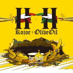 KOJOE x Olive Oil / HH INSTRUMENTALS [CD]