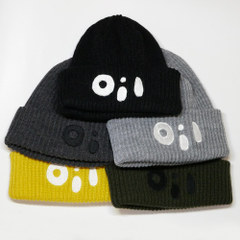 oil KNIT CAP