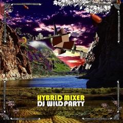 OILCD030 DJ WILDPARTY/Hybrid Mixer