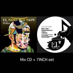 EL NINO MIX TAPE Mixed by DJ SHOE + EL NINO 7inch Special SET