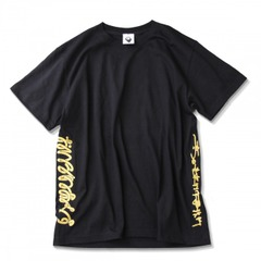 5O2 SIDE T-SHIRTS [GOLD]