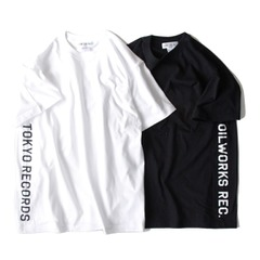 TOKYO RECORDS x OILWORKS REC. SIDE T-SHIRTS