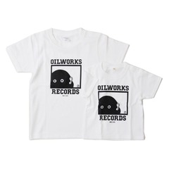 OILWORKS RECORDS KIDS T-SHIRTS PT.1