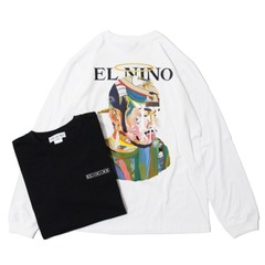 EL NINO MIX TAPE LONG T-SHIRTS