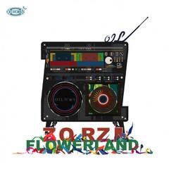 OILCD023 ZORZI/Flowerland