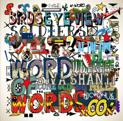 Miles Word × Olive Oil / Word Of Words[CD]