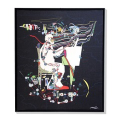 "POPY OIL ""PIANITY CANVAS"""