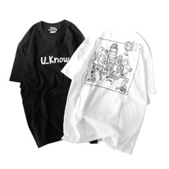 U_Know T-SHIRTS