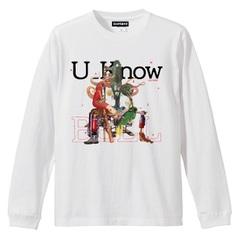 U_know LONG TEE 2019